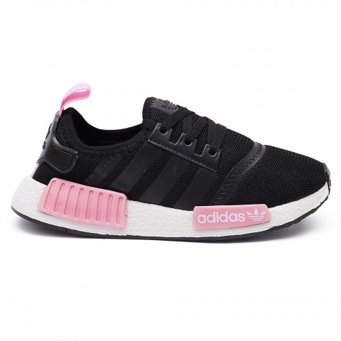 TÊNIS ADIDAS NMD RUNNER BOOST PRETO/PINK