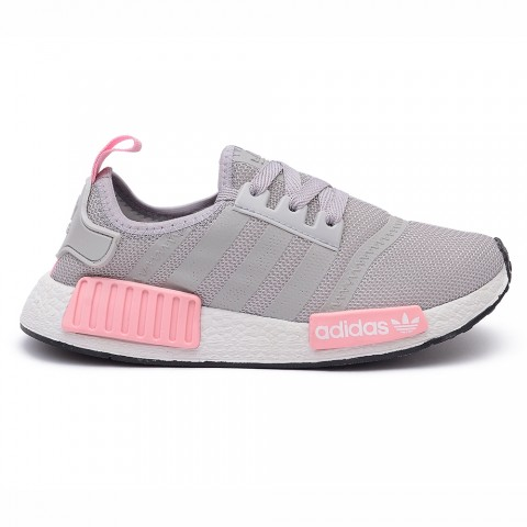 TÊNIS ADIDAS NMD RUNNER BOOST CINZA/ROSA